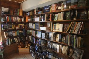 adirondack reading room